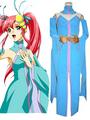 Gundam Seed Lacus Clyne Singer Version Cosplay Costume