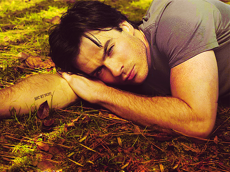 Ian Somerhalder wallpaper entitled HIC ET NUNC