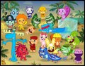 HTF on a island - happy-tree-friends photo