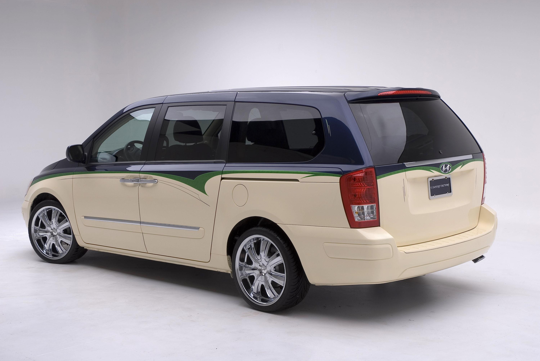 Hyundai Minivan Entourage 2015 Autos Post