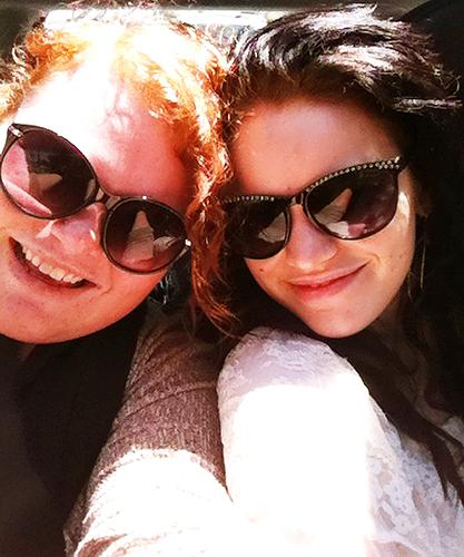 Hanna & Lindsay