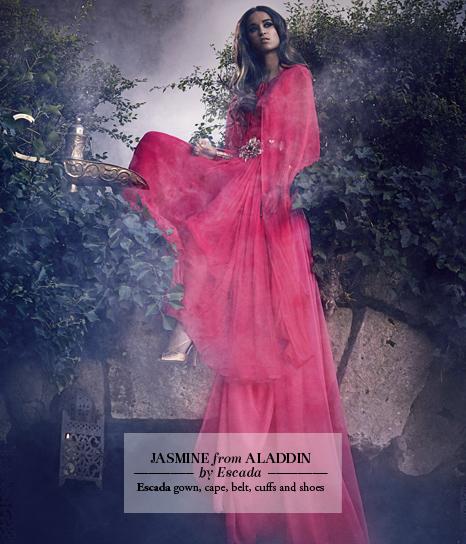 Haute couture disney princess disney princess photo for Haute couture photoshoot