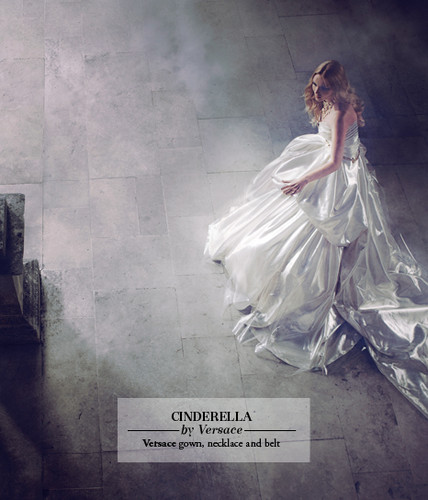 Haute Couture Disney Princess