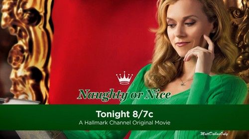 Hilarie burton on her New Movie Naughty atau Nice