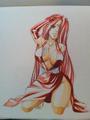 Hiro Mashima paintings