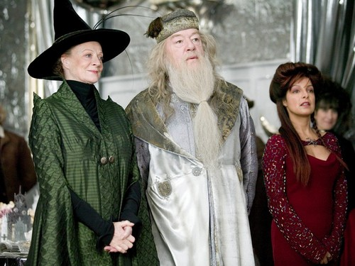 Hogwarts Professors wolpeyper