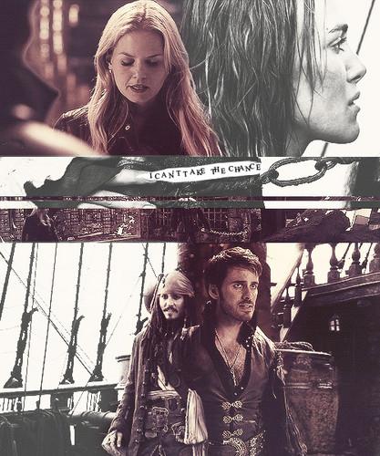 Hook&Emma/Jack&Elizabeth