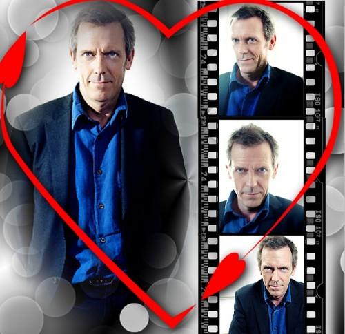 Hugh Laurie fan art