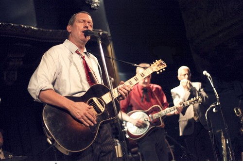 Hugh Laurie- Great American موسیقی Hall - San Francisco (05/27/2012)