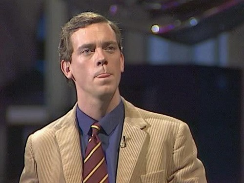 Hugh Laurie Young (tongue)