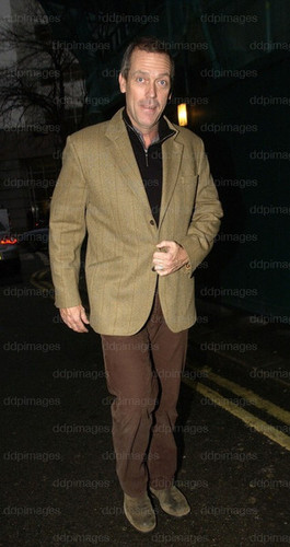 Hugh Laurie at the Ivy Restaurant in London. 15.01.2008.