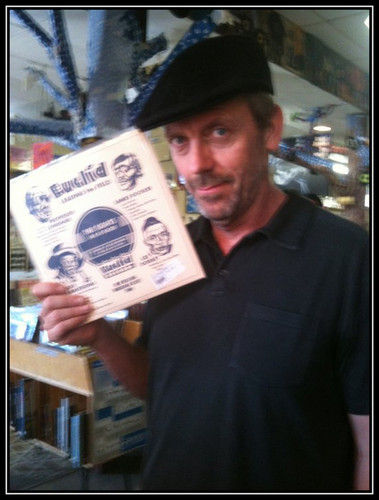 Hugh laurie in New Orleans 2011