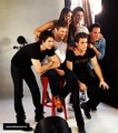 Ian/Damon - damon-and-elena-and-ian-and-nina photo