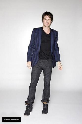 Ian/Damon