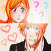 Icon by upko - ichigo-and-orihime icon