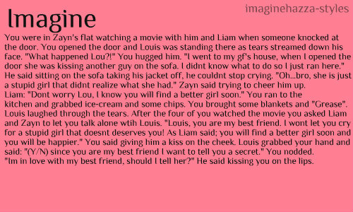 One Direction wallpaper titled Imagines