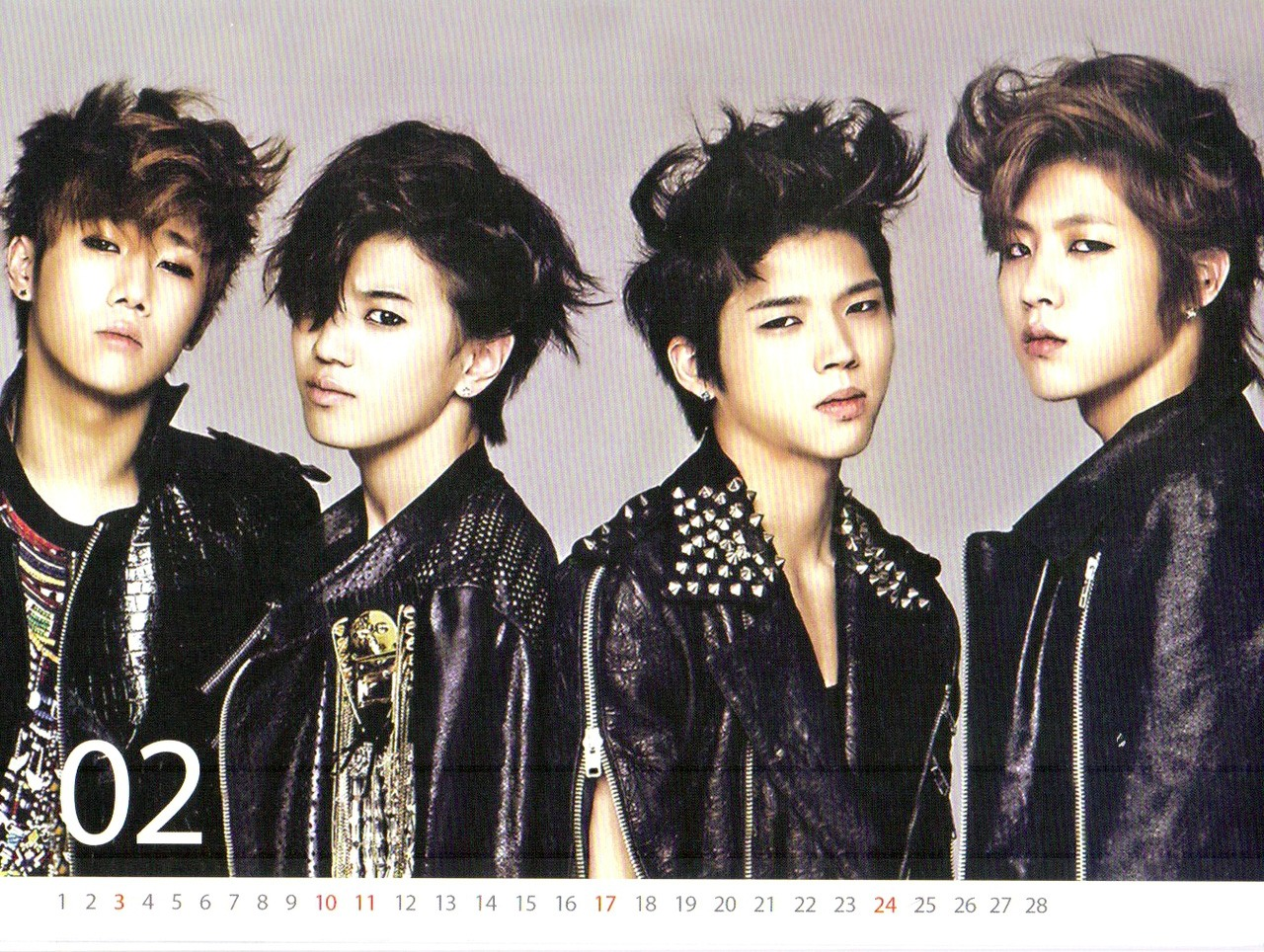 Infinite 인피니트 images Infinite 2013 Japan Calendar wallpaper