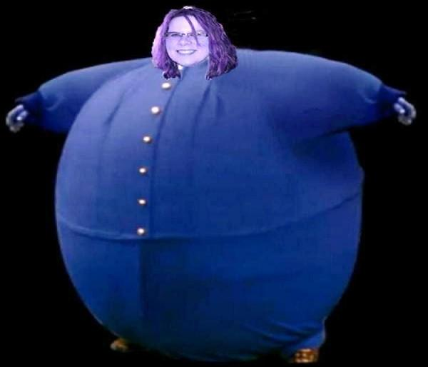 Inflatable Katie
