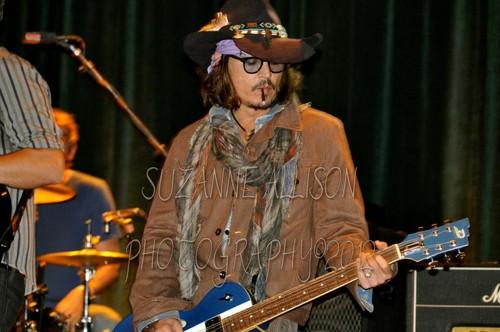 JDepp at LA (11/14/2012)