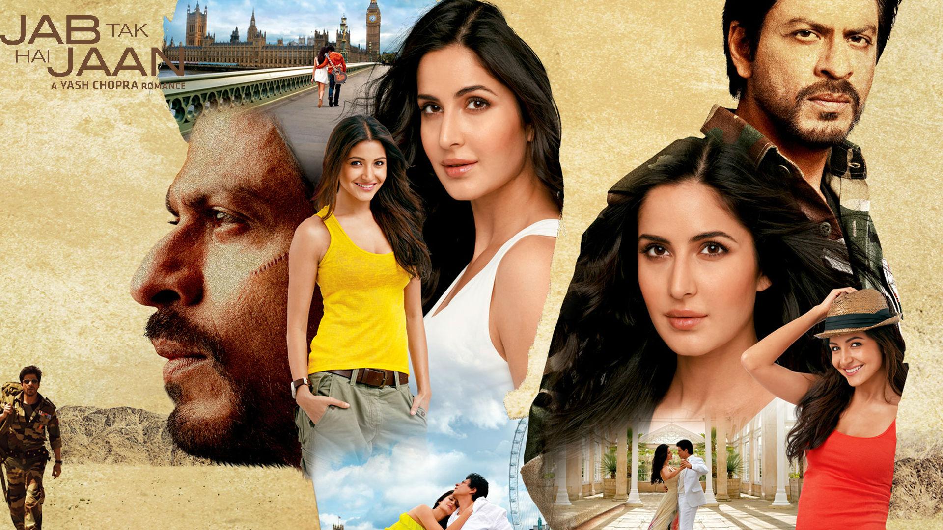 Jab Tak Hai Jaan - Katrina Kaif Wallpaper (32746329) - Fanpop