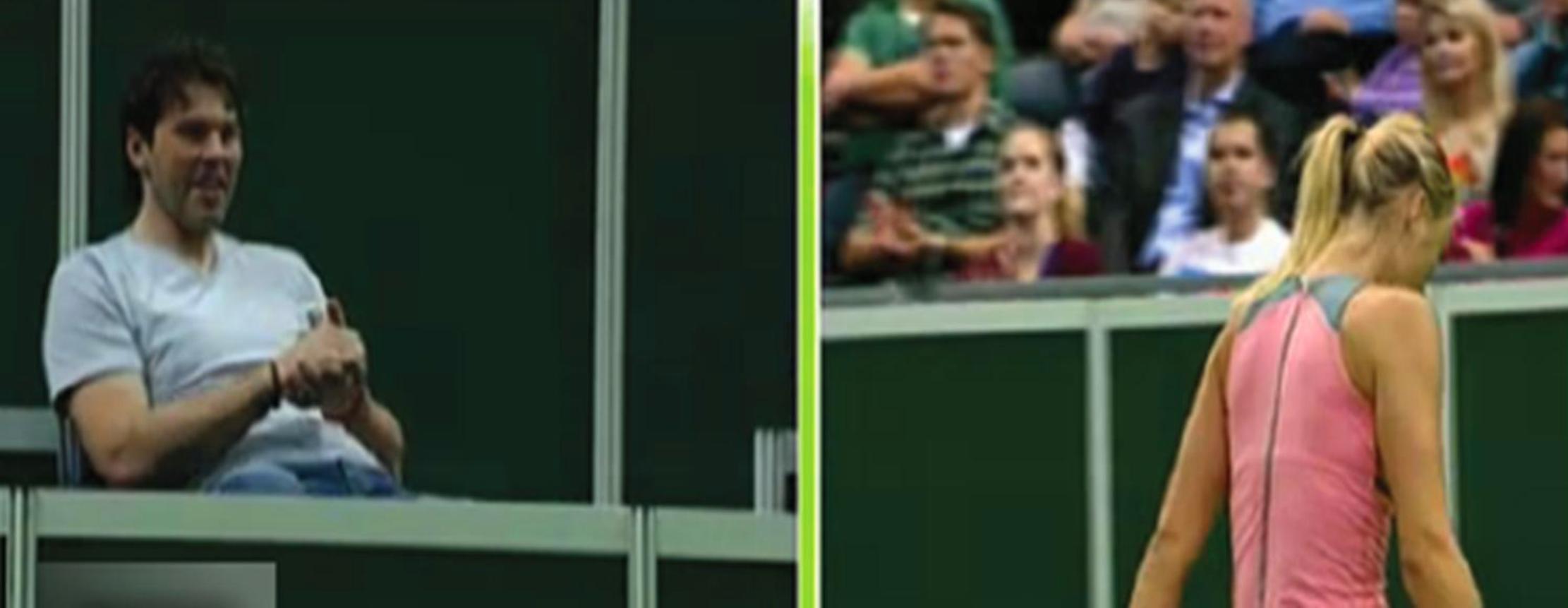 Jagr applauded Sharapova