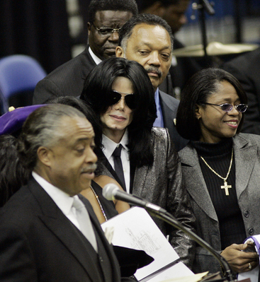 James Brown's Funeral Back In 2006