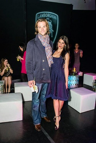 Jared and Gen at F1 in Austin