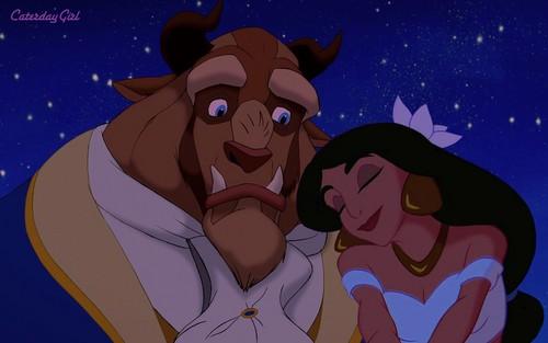 चमेली and the Beast