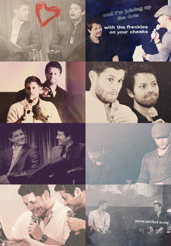 Jensen & Misha ★