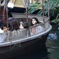 Jermajesty Jackson, Prince Jackson and Blanket Jackson at Disneyland ♥♥