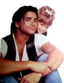 Jesse and Michelle - full-house photo