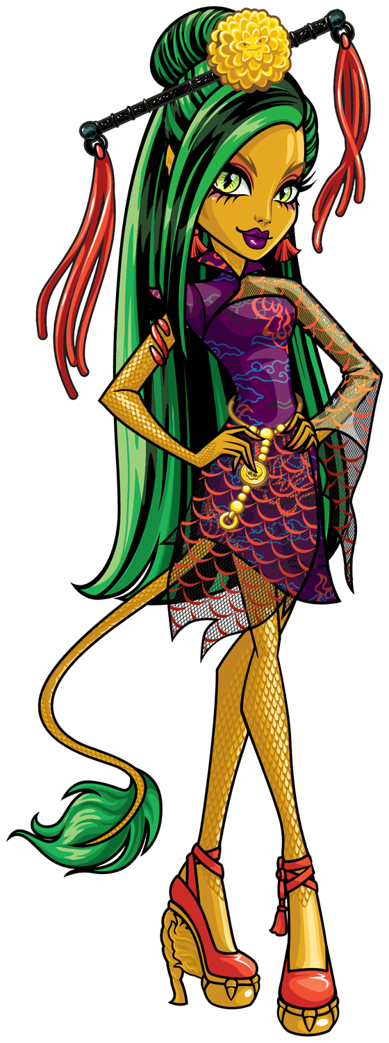 jinafire monster high