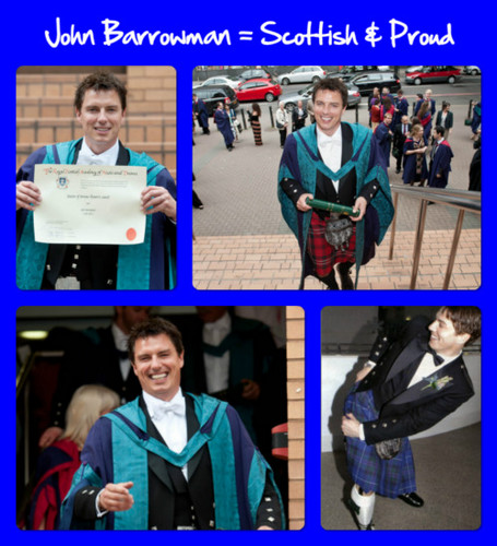 John Barrowman fan