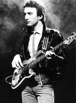 John Deacon - bass (QUEEN)