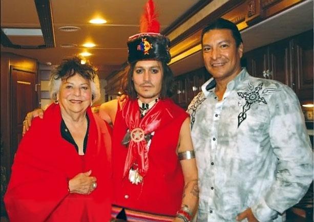 Johnny - Comanche Nation