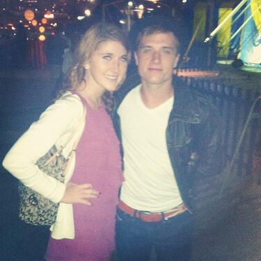 Josh attended Cirque du Soleil