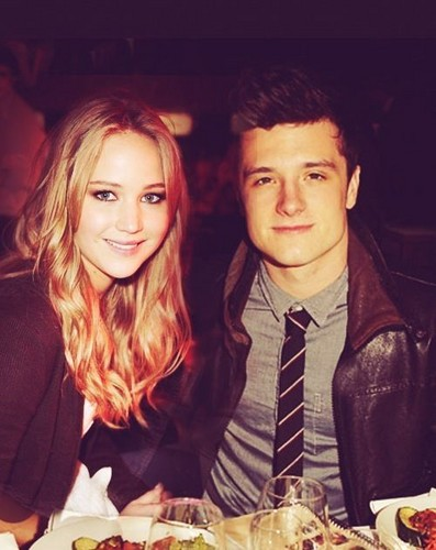 josh hutcherson wallpaper titled Joshifer