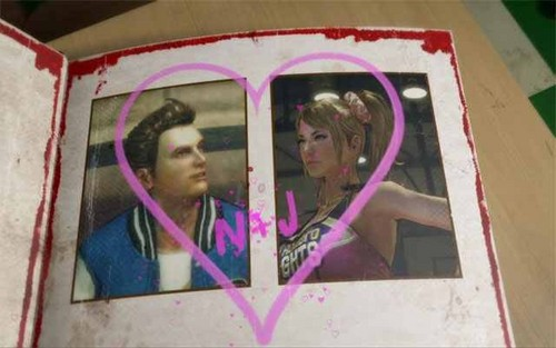 Juliet and nick yearbook - lollipop-chainsaw Photo