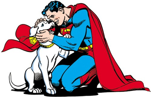 Ka-el and Krypto