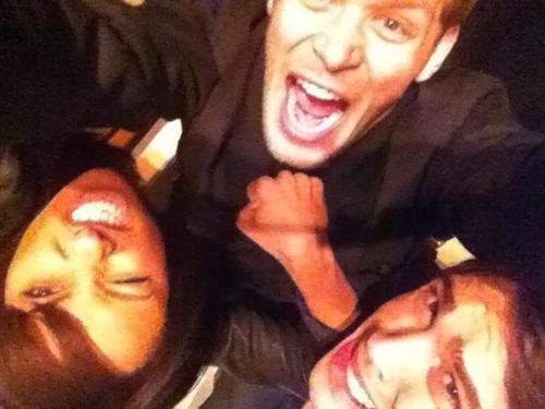 Kat, Jomo & Steven