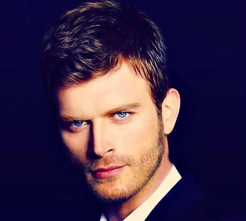 Kivanc Tatlitug gorgeous blue eyes