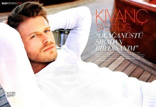 Turkish Actors and Actresses wallpaper entitled Kivanc Tatlitug