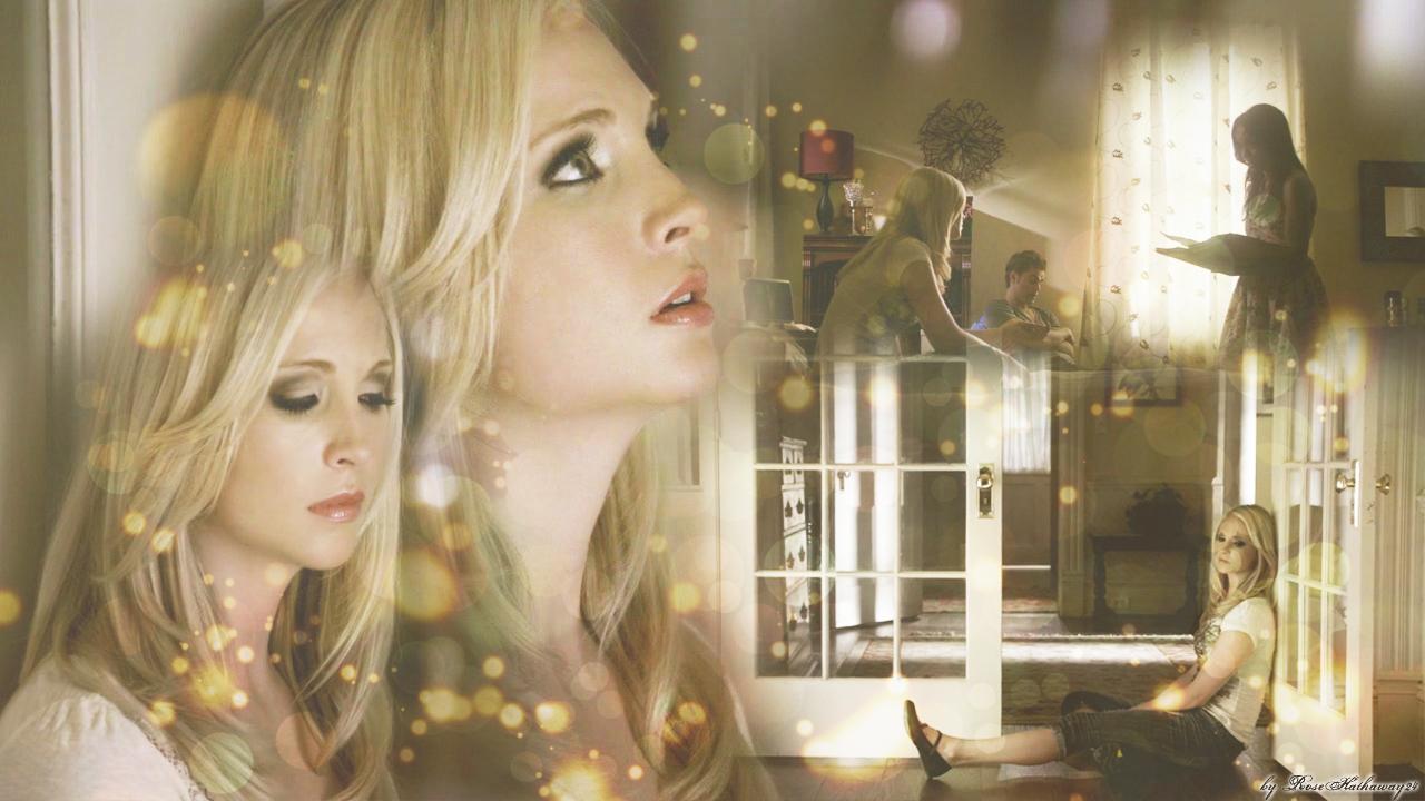Klaus x Caroline image...