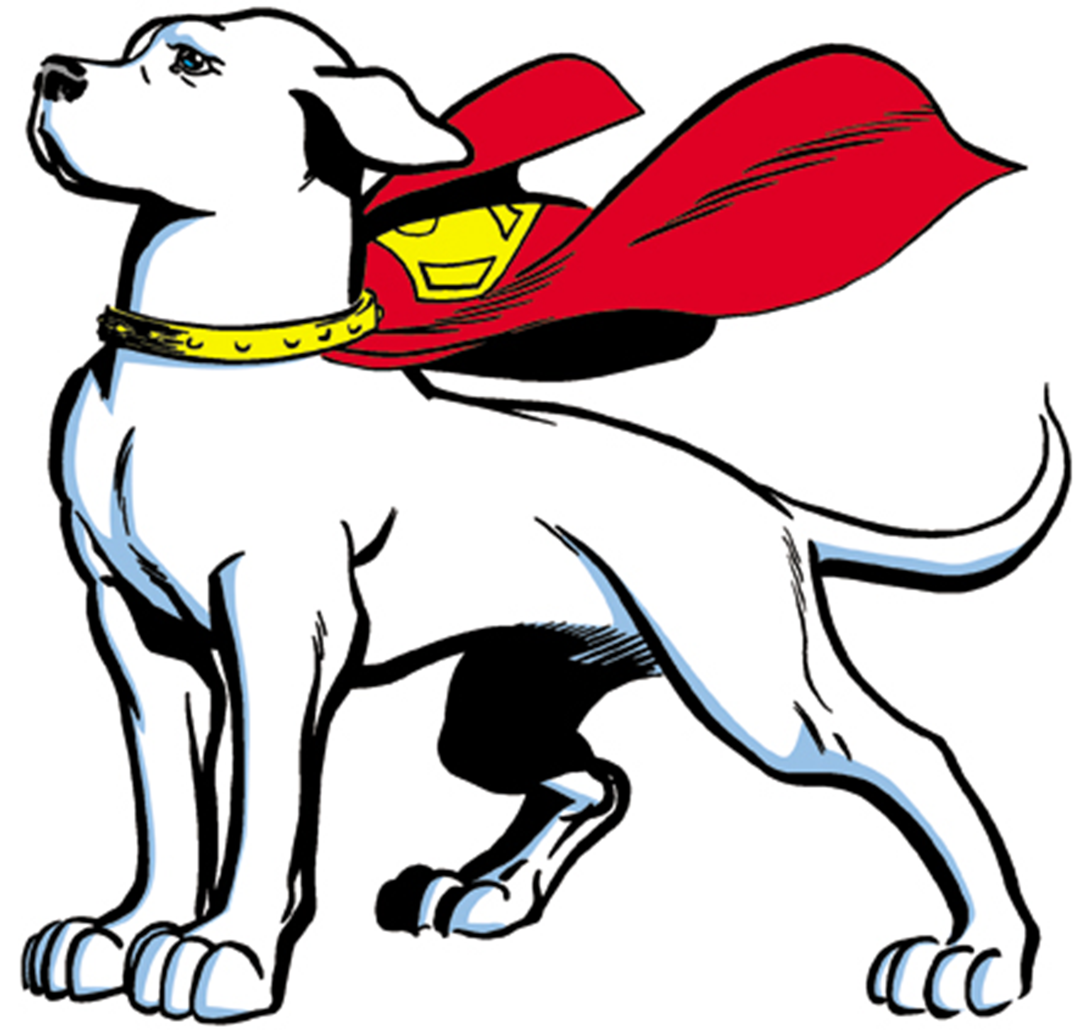 Krypto to the Rescue