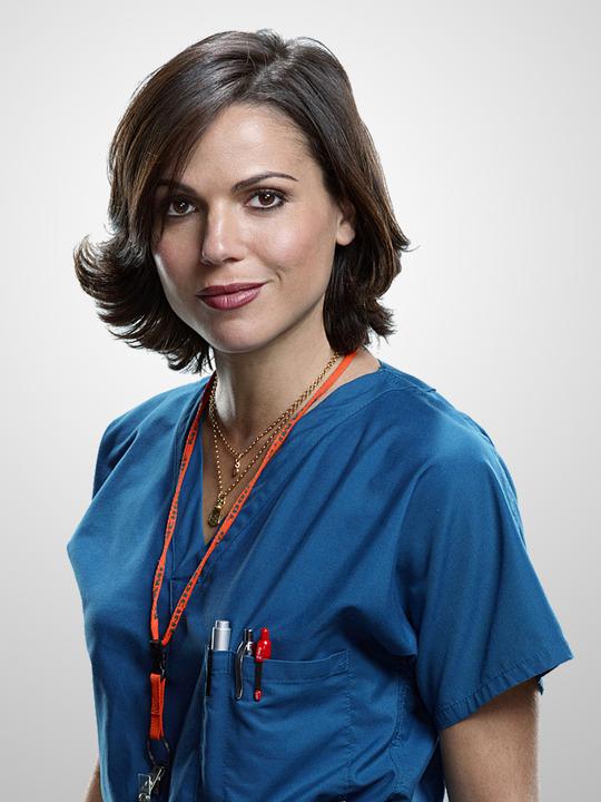 Lana Parrilla doctor