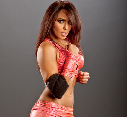 WWE LAYLA پیپر وال probably containing گرم پتلون, hot pants, گرم, شہوت انگیز پتلون, a bustier, and attractiveness titled Layla Photoshoot Flashback
