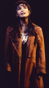 Lea as Eponine