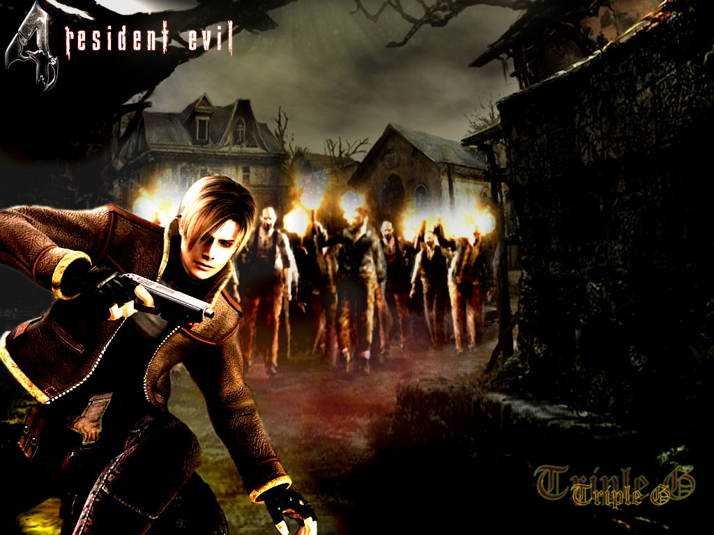 Leon Kennedy wallpaper