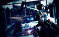 Leon and Claire wallpaper - leon-kennedy wallpaper