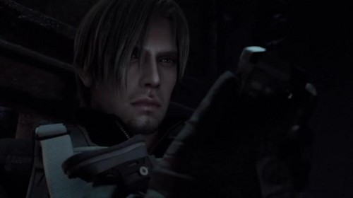 Leon Kennedy 바탕화면 called Leon in RE: Damnation